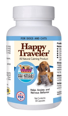 Ark Naturals Happy Travler 30ct