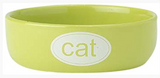 Petrageous Kool Pet Collection Cat Bowl