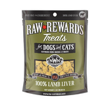 Northwest Naturals Freeze Dried Lamb Liver 3 oz.