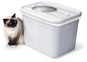 Clever Cat Litter Box