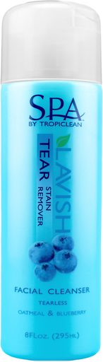 Tropiclean Spa Tear Stain Remover 8 oz.