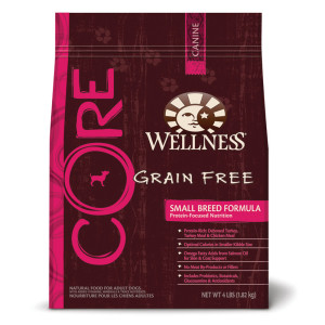 Wellness Core Grain-Free Small Breed Original