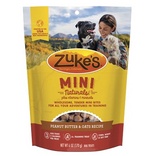 Zuke's Mini Naturals Peanut Butter & Oats Recipe