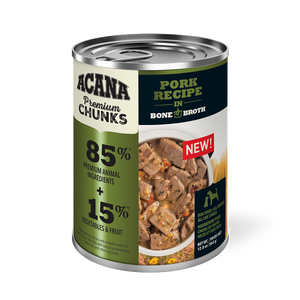 Acana Premium Chunks Pork Recipe