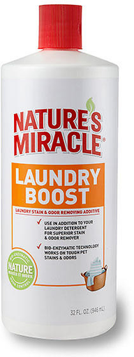 Natures Miracle Laundry Boost Additive 32 oz.