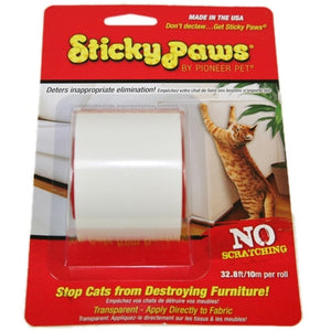Sticky Paws Two Sided Tape