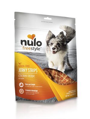 Nulo Freestyle Jerky Chicken & Apples 5 oz.