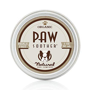 Natural Dog Paw Soother 1oz.