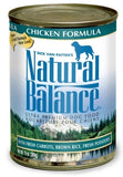 Natural Balance Ultra Premium Chicken Formula