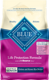 Blue Life Protection Small Breed Senior Chicken & Rice