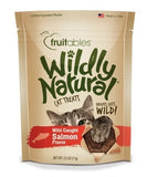 Fruitables Cat Wildly Natural Salmon 2.5 oz.