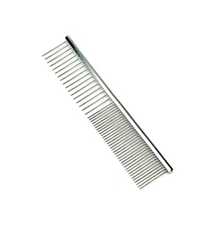 Coastal Med/Coarse Hair Comb 7 1/4""