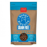 Buddy Biscuits Cat Grain Free Soft & Chewy Tempting Tuna 3 oz.