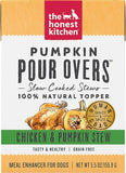 Honest Kitchen Pumpkin Pour Overs Chicken & Pumpkin Stew