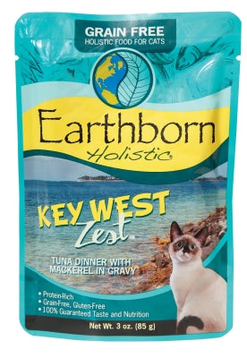 Earthborn Holistic Key West Zest Tuna & Mackerel Pouch