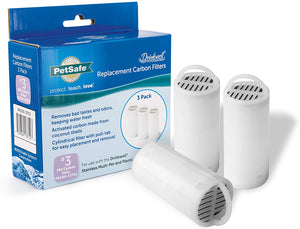 Drinkwell 360 Replacement Carbon Filters 3ct.
