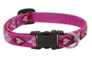 "Lupine Original Collars Puppy Love MD 3/4"" x 13-22"""