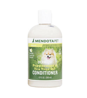 Dermagic Peppermint & Tea Tree Oil Conditioner 12 oz.