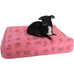 "Molly Mutt ""Pink Cadillac"" Duvet Bed Cover"