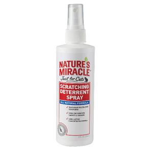 Natures Miracle No Scratch Deterrent Spray 8 oz.