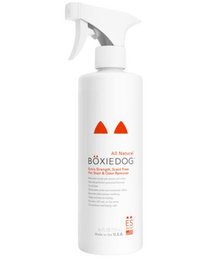 Boxie Dog Stain & Odor Extra Strength 24 oz.