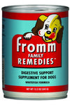 Fromm Remedies Whitefish Recipe Digestive Support Supplement