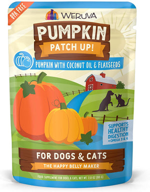 Weruva Pumpkin Patch Up Coconut & Flaxseed