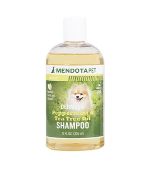 Dermagic Peppermint & Tea Tree Oil Shampoo 12 oz.
