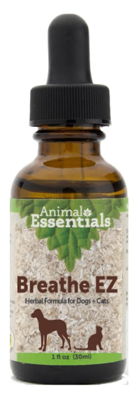 Animal Essentials Tinctures Breathe EZ 1oz.