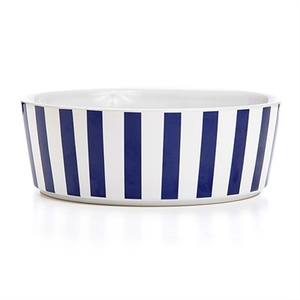 Waggo Stripey Soiree Blue Medium