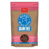 Buddy Biscuits Cat Grain Free Soft & Chewy Turkey & Cheddar 3 oz.