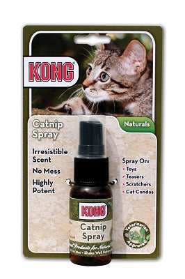 Kong Cat Nip Spray 1 oz.
