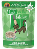 Weruva Cats in the Kitchen Chick Magnet Chicken & Mackerel Pouch