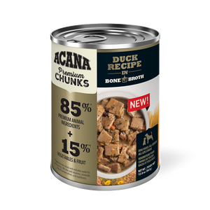 Acana Premium Chunks Duck Recipe