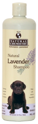 Natural Chemistry Puppy With Lavender Shampoo 16.9 oz.