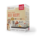 Honest Kitchen Whole Grain Beef Recipe