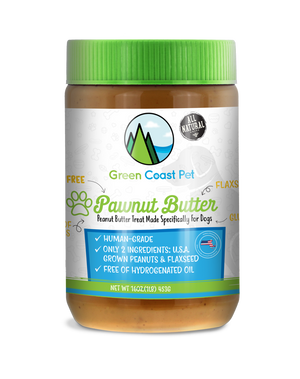 Green Coast Pet Peanut Butter 16 oz.