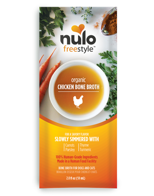 Nulo Organic Chicken Bone Broth