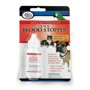 Four Paws Antiseptic Blood Stopper 1/2oz.