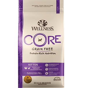 Wellness Core Grain-Free Kitten Formula