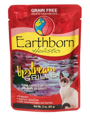 Earthborn Holistic Upstream Grille Tuna & Salmon Pouch