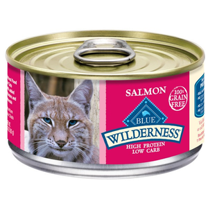 Blue Wilderness Cat Salmon Recipe
