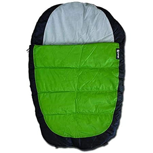 Alcott Sleeping Bag Green/Gray