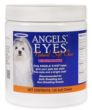 Angel Eyes Natural Soft Chews 120 ct.