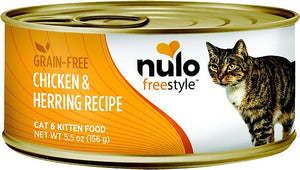 Nulo Cat Grain-Free Chicken & Herring Recipe