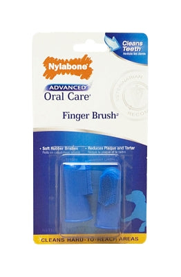 Oral Care Finger Brush 2 ct.