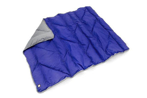 Ruffwear Clear Lake Huckleberry Blue Blanket