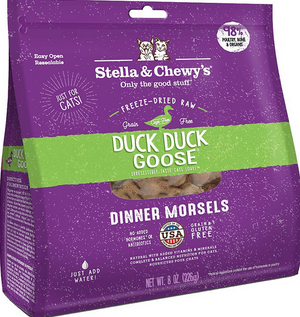 Stella & Chewy's Cat Freeze-Dried Duck