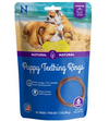N-Bone Puppy Teething Rings Pumpkin Flavor