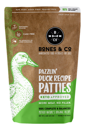 Bones & Co Duck Recipe